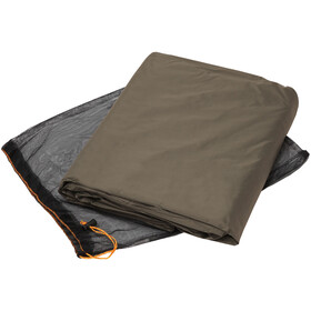 VAUDE Space L 3P Floor Protector bark